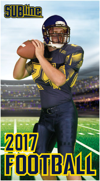 Sublimated Football Catalog