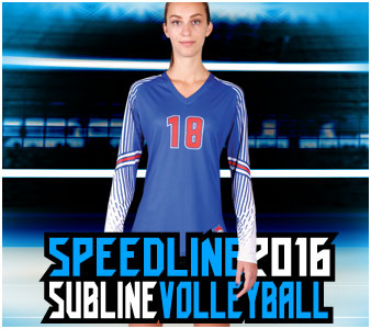 Sublimated Volleyball Catalog