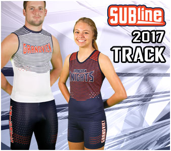 Sublimated Track Catalog
