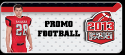 2013 Promo Football Uniforms