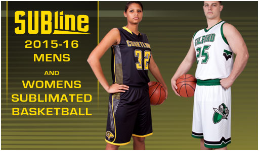 Sublimated Basketball Uniforms